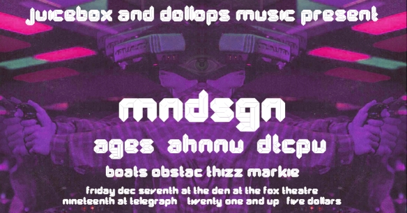 JUICEBOX!! ft MNDSGN//DCTPU//AHNNU//AGES +++ JUICEBOX RESIDENTS